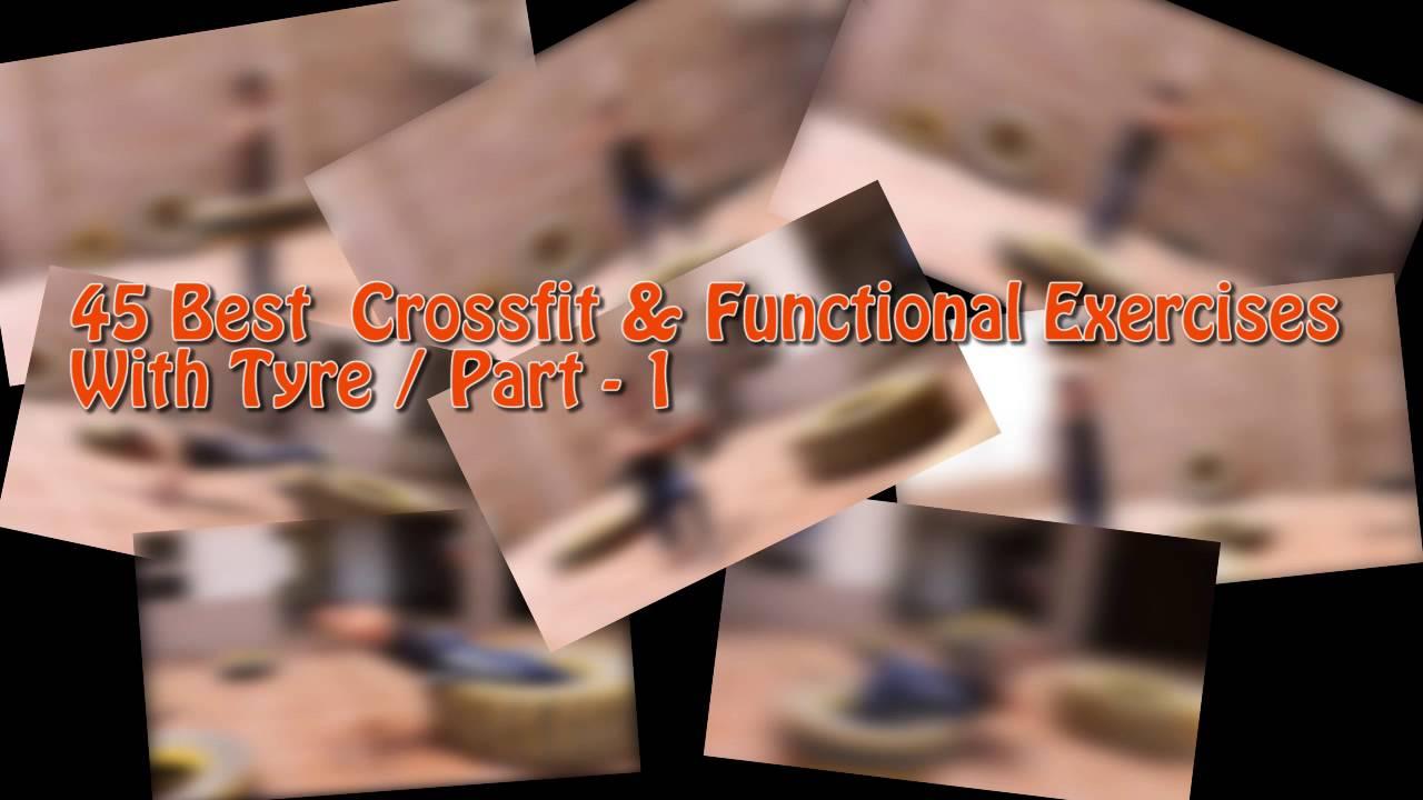 45 Crossfit Excecises