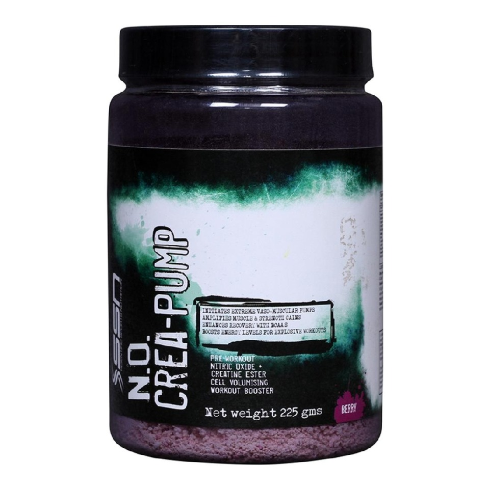 Ssn n o crea pump pre workout buy supplements online for Fish oil weight lifting